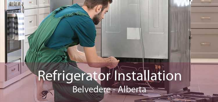 Refrigerator Installation Belvedere - Alberta