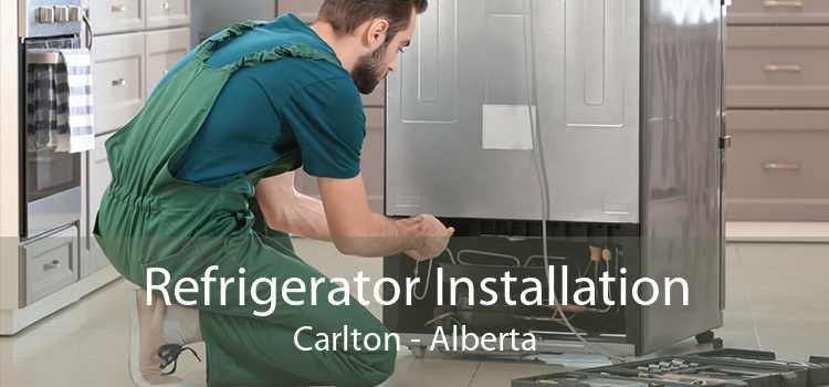 Refrigerator Installation Carlton - Alberta