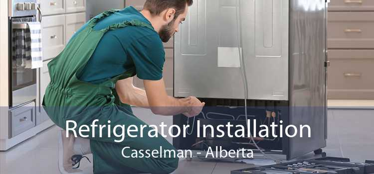 Refrigerator Installation Casselman - Alberta