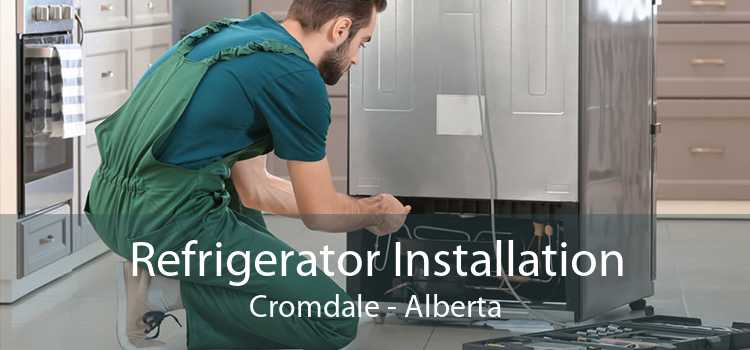 Refrigerator Installation Cromdale - Alberta
