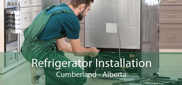 Refrigerator Installation Cumberland - Alberta
