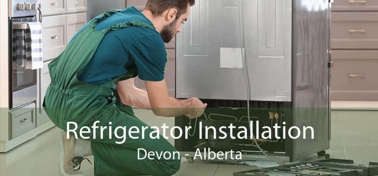 Refrigerator Installation Devon - Alberta