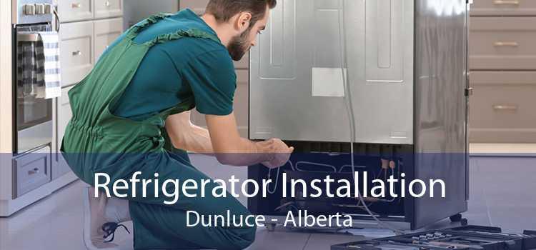 Refrigerator Installation Dunluce - Alberta