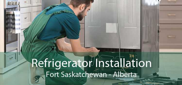Refrigerator Installation Fort Saskatchewan - Alberta