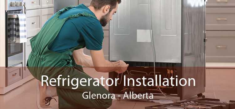 Refrigerator Installation Glenora - Alberta
