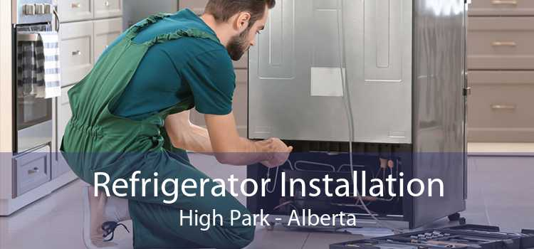 Refrigerator Installation High Park - Alberta