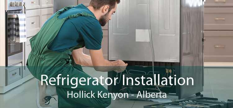 Refrigerator Installation Hollick Kenyon - Alberta