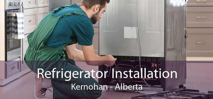 Refrigerator Installation Kernohan - Alberta