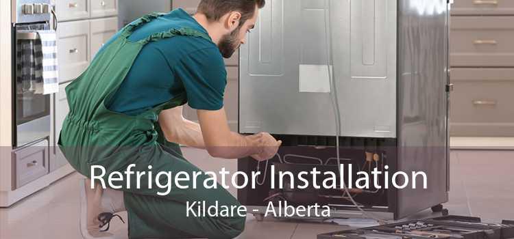 Refrigerator Installation Kildare - Alberta