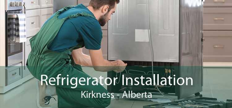 Refrigerator Installation Kirkness - Alberta