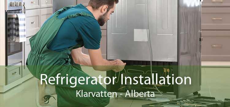Refrigerator Installation Klarvatten - Alberta