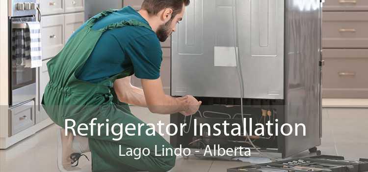 Refrigerator Installation Lago Lindo - Alberta