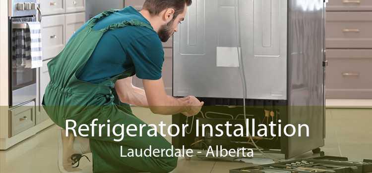 Refrigerator Installation Lauderdale - Alberta