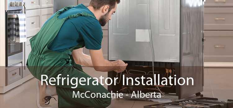 Refrigerator Installation McConachie - Alberta