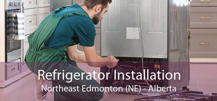 Refrigerator Installation Northeast Edmonton (NE) - Alberta