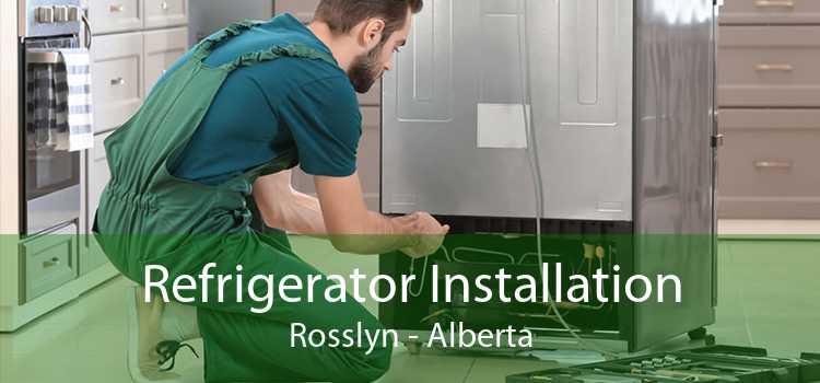 Refrigerator Installation Rosslyn - Alberta