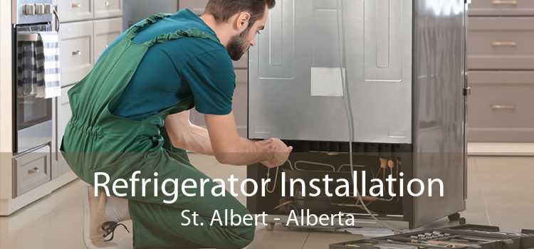 Refrigerator Installation St. Albert - Alberta