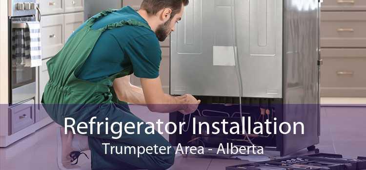 Refrigerator Installation Trumpeter Area - Alberta