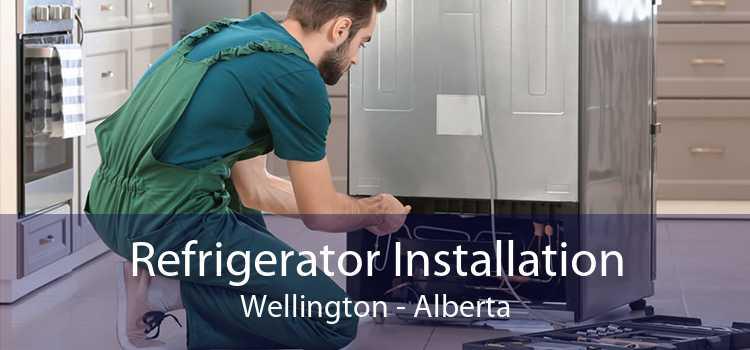 Refrigerator Installation Wellington - Alberta