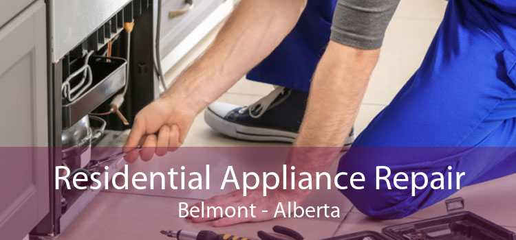 Residential Appliance Repair Belmont - Alberta