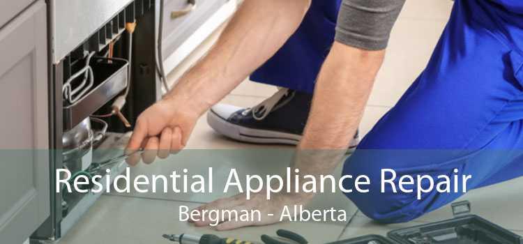 Residential Appliance Repair Bergman - Alberta