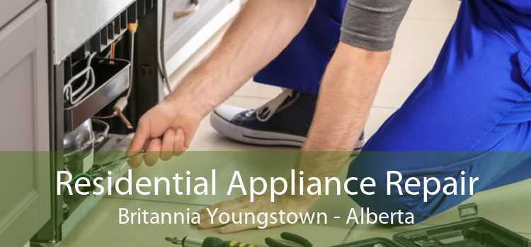 Residential Appliance Repair Britannia Youngstown - Alberta