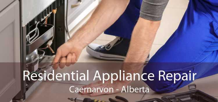 Residential Appliance Repair Caernarvon - Alberta