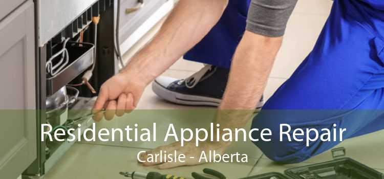 Residential Appliance Repair Carlisle - Alberta