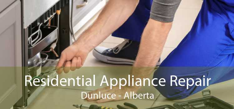 Residential Appliance Repair Dunluce - Alberta