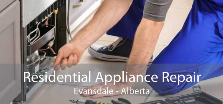Residential Appliance Repair Evansdale - Alberta
