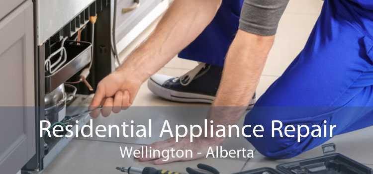 Residential Appliance Repair Wellington - Alberta