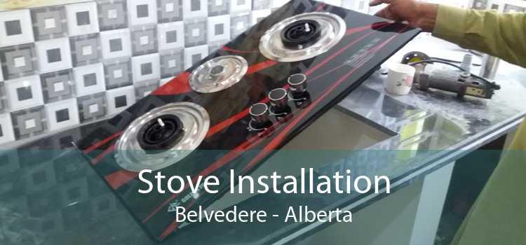 Stove Installation Belvedere - Alberta
