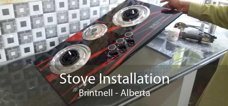 Stove Installation Brintnell - Alberta