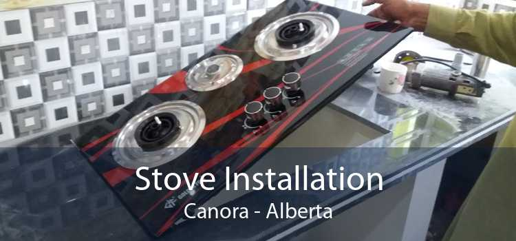 Stove Installation Canora - Alberta