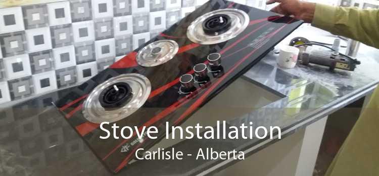 Stove Installation Carlisle - Alberta