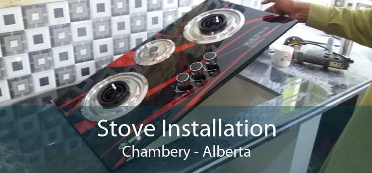 Stove Installation Chambery - Alberta