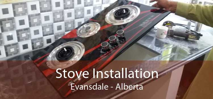 Stove Installation Evansdale - Alberta