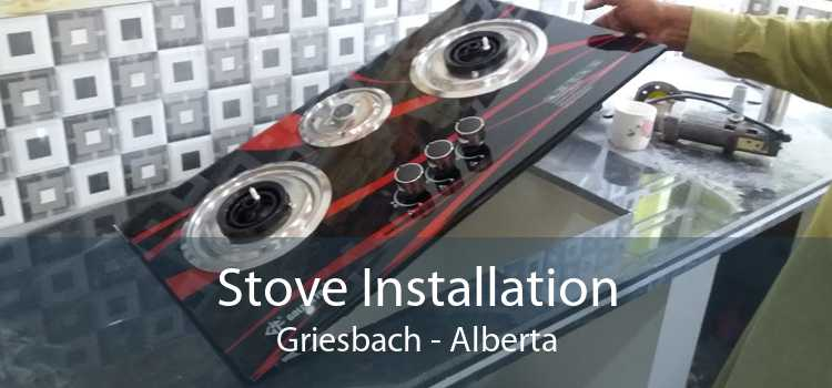 Stove Installation Griesbach - Alberta