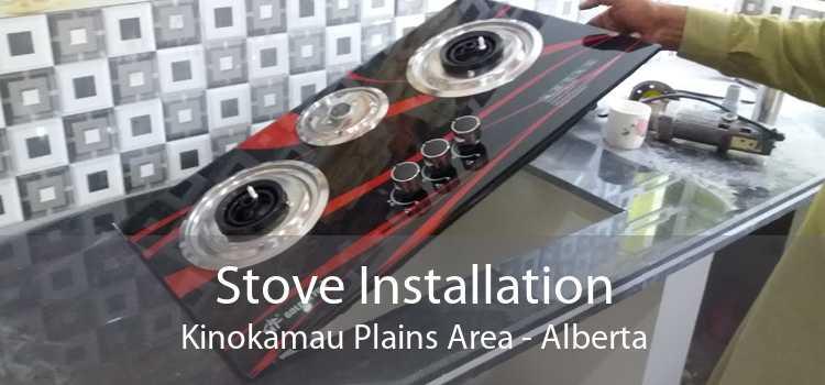 Stove Installation Kinokamau Plains Area - Alberta