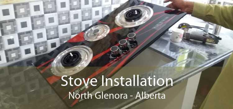 Stove Installation North Glenora - Alberta
