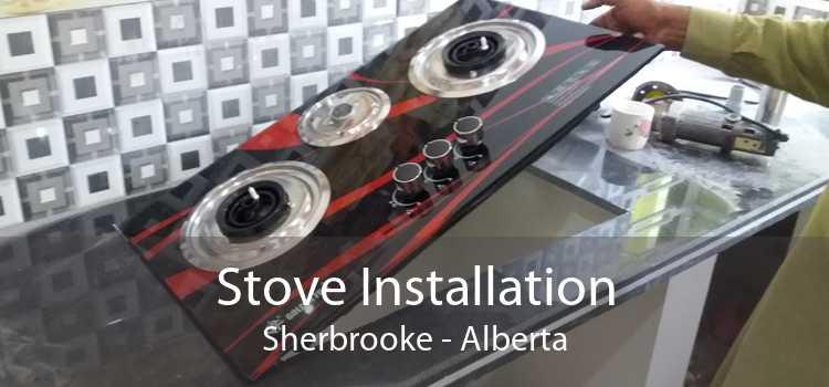 Stove Installation Sherbrooke - Alberta