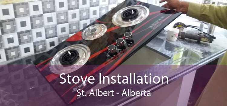 Stove Installation St. Albert - Alberta