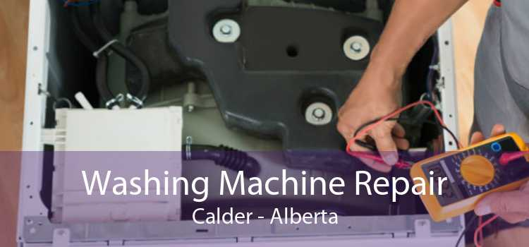 Washing Machine Repair Calder - Alberta