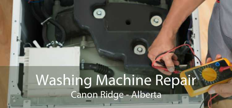 Washing Machine Repair Canon Ridge - Alberta
