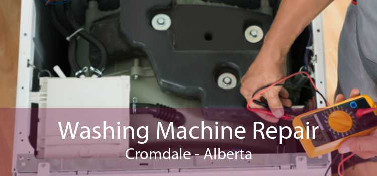 Washing Machine Repair Cromdale - Alberta