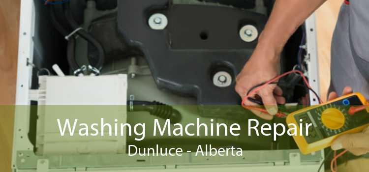 Washing Machine Repair Dunluce - Alberta
