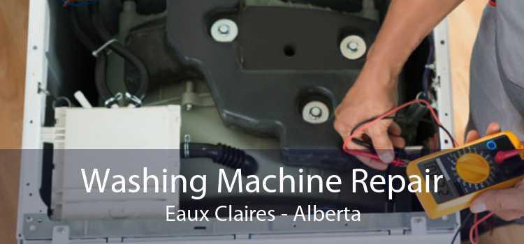 Washing Machine Repair Eaux Claires - Alberta