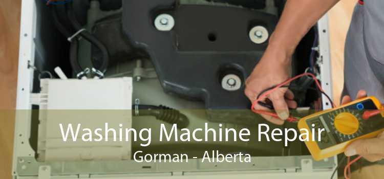 Washing Machine Repair Gorman - Alberta
