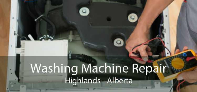 Washing Machine Repair Highlands - Alberta