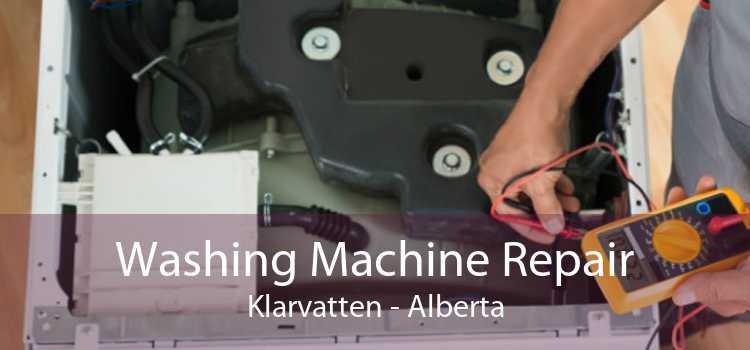 Washing Machine Repair Klarvatten - Alberta